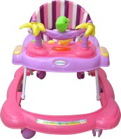 Baby Club Musical Baby Walker (Multicolor)