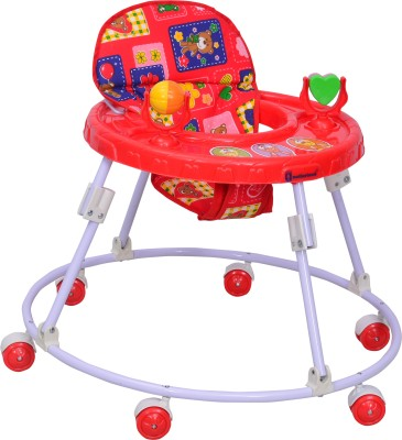 Mothertouch Round Walker (Red)