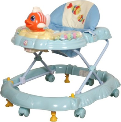 Deliababy Walking Fish (Blue)