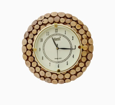 Pindia Beautiful Round Shape Design Wooden Wall Hanging