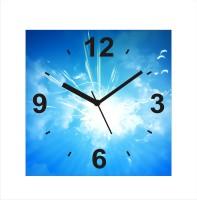 Zeeshaan Analog Wall Clock Multicolor, With Glass - WCKEYYREKDACG7KZ
