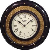 GRV 1201 Analoge Wall Clock - Black