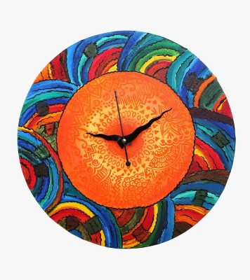 Get best deal for Rangrage Analog 30 cm Dia Wall Clock at Compare Hatke