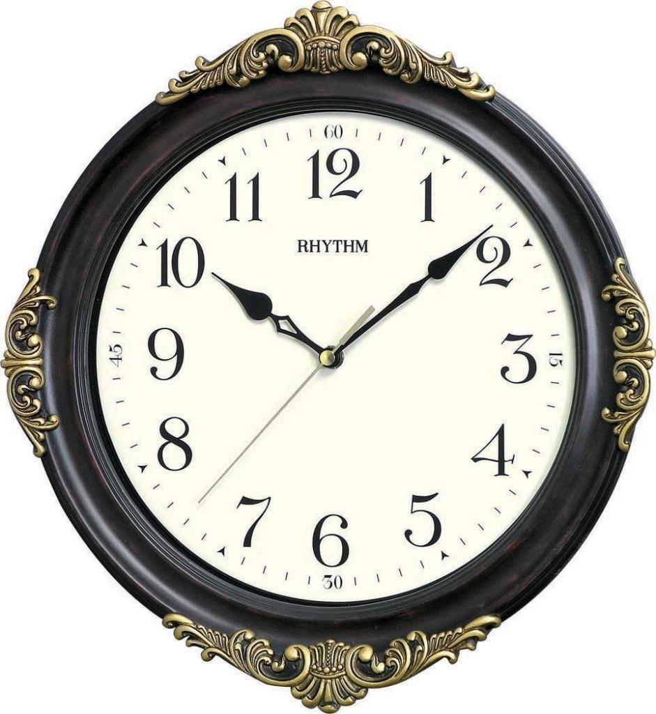 New Rhythm Wall Clocks About My Blog