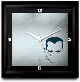 Fannzila Analog Wall Clock