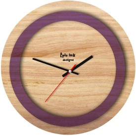 Epic Ink Analog 30 cm Dia Wall Clock
