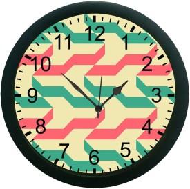 meSleep Analog 30 cm Dia Wall Clock