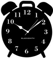 Blacksmith Tring Tring Black Analog Wall Clock Black
