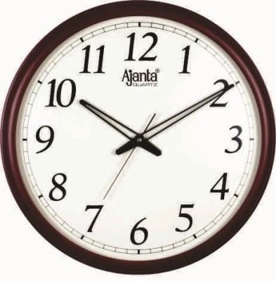 Ajanta Analog Wall Clock Price In India Buy Ajanta Analog Wall Clock Online At Flipkart Com