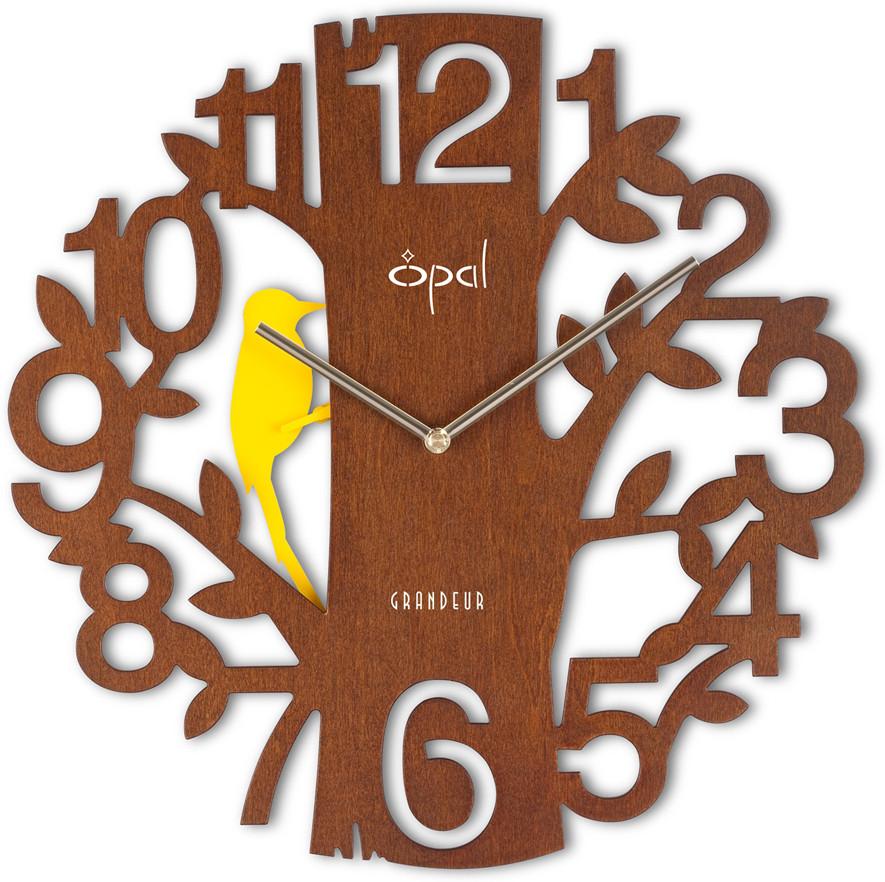 designer clock cut figures analog wall clock online at