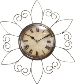Goyal India Analog Wall Clock