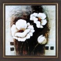 WENS Flower Painting Wall Art - Multicolor