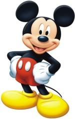 Pindia Wall Decorations Pindia Cute Mickey Mouse