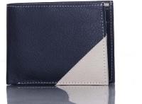 Harp Men, Boys, Girls, Women Black Artificial Leather Wallet 3 Card Slots