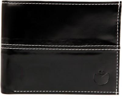 Mboss Men Black Artificial Leather Wallet