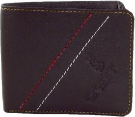 Orbit Men, Women Brown Genuine Leather Wallet