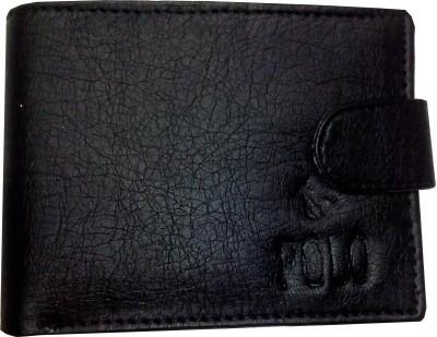 Polo Polo Leather Wallet (Black)