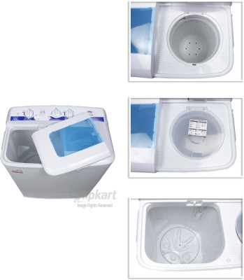 Godrej 6.2 kg Semi Automatic Top Load Washing Machine (GWS 6203 PPD Twin Tub)