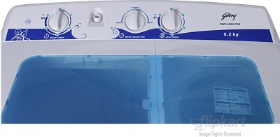 Godrej GWS 6203 6.2 Kg Semi-Automatic Washing Machine