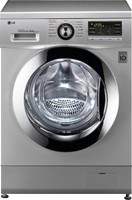 LG F1496ADP24 8/4 kg Fully Automatic Front Loading Washer Dryer