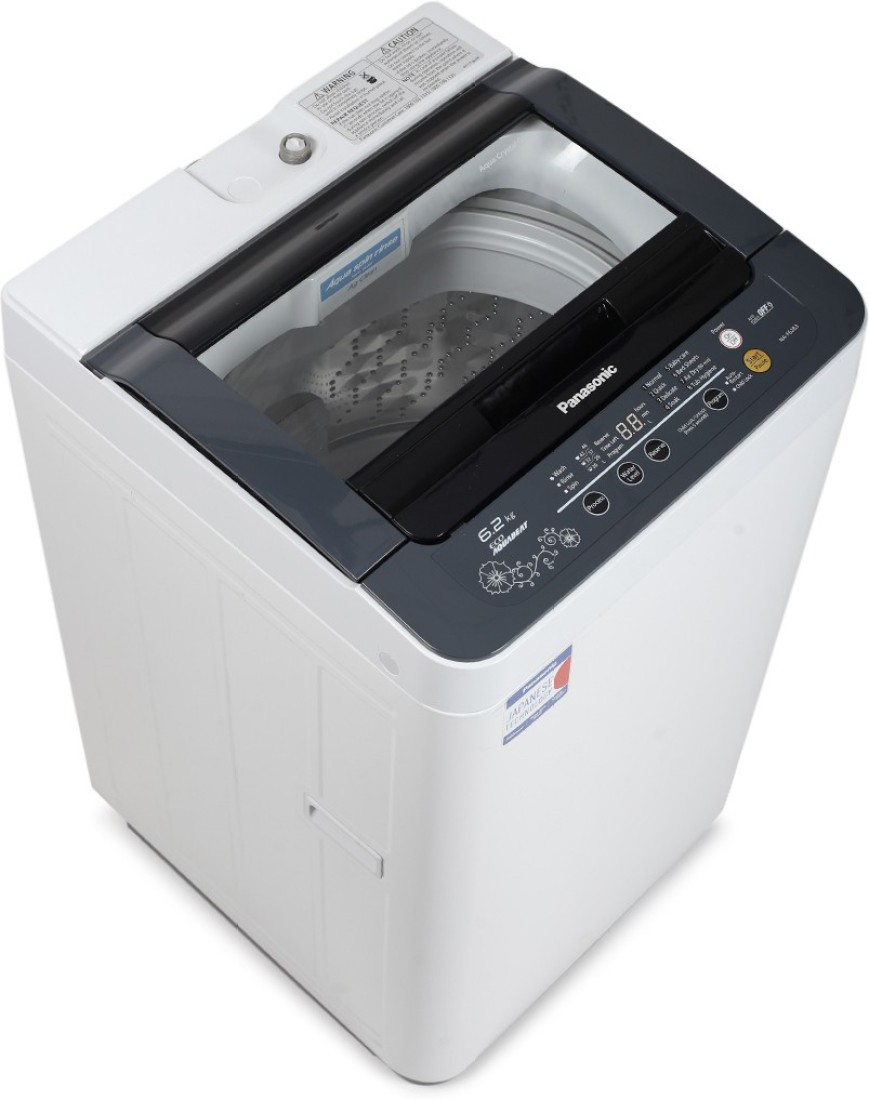 Panasonic 6 2 Kg Fully Automatic Top Load Washing Machine