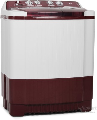 LG  P8239R3S(BG) 7.2 Kg Semi Automatic Top Loading Washing Machine