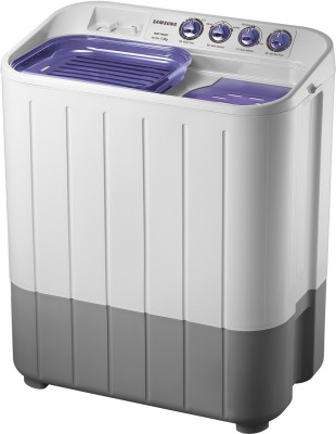 Samsung 7.2 kg Semi Automatic Top Load Washing Machine (WT725QPNDMP/XTL)