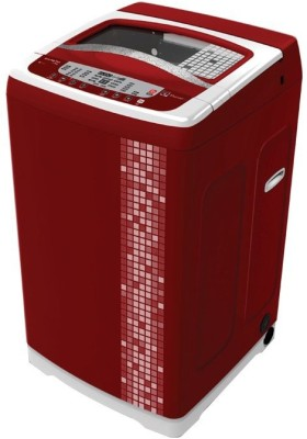 Electrolux 7 kg Fully Automatic Top Load Washing Machine Red (ET70ENPRM)