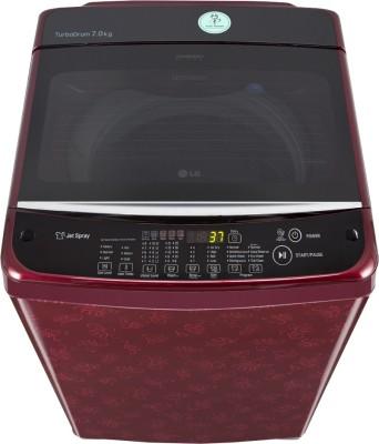 LG T8068TEEL3 7 Kg Fully Automatic Washing Machine