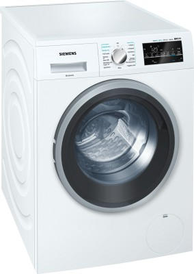 Siemens 8 kg Fully Automatic Front Load Washer with Dryer (WD15G460IN)