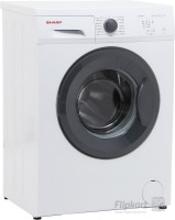 Sharp ES-FL55MD - B 5.5 kg Fully Automatic Front Loading Washing Machine
