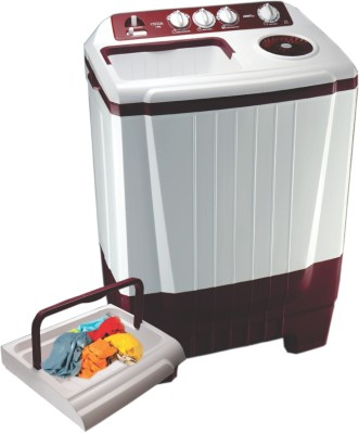 Onida 7.5 kg Semi Automatic Top Load Washing Machine (WO75SBX1)