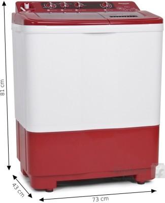 Panasonic NA-W70G2RRB 7 Kg Semi-Automatic Washing Machine