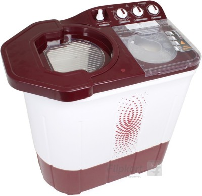 Sansui 6 kg Semi Automatic Top Load Washing Machine (WMSS60AS-CMA)