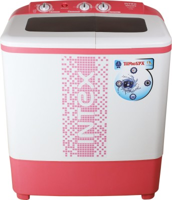 Intex 6.5 kg Semi Automatic Top Load Washing Machine (WMS65ST)