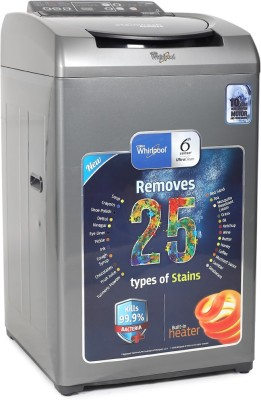 Whirlpool 8 kg Fully Automatic Top Load Washing Machine (Bloom Wash 360° World Series 80H)