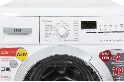 IFB 7 kg Fully Automatic Front Load Washing Machine (Elite Aqua VX)