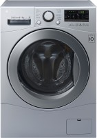 LG F14A8YD25 8/6 kg Fully Automatic Front Loading Washer Dryer
