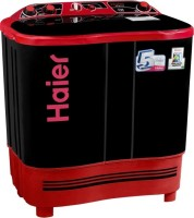 Haier XPB 68-114D 6.8 kg Semi Automatic Top Loading Washing Machine