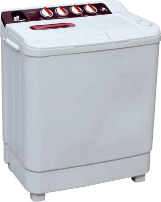 Lloyd 6.5 kg Semi Automatic Top Load Washing Machine (LWMS65L)