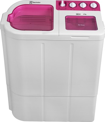 Electrolux 6.7 kg Semi Automatic Top Load Washing Machine (ES67GZLP)