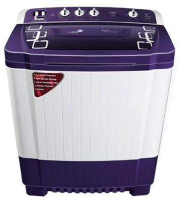 Videocon 8 kg Semi Automatic Top Load Washing Machine (VS80P15)