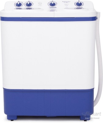 Kelvinator 6 kg Semi Automatic Top Loading Washing Machine (KS6012TB)