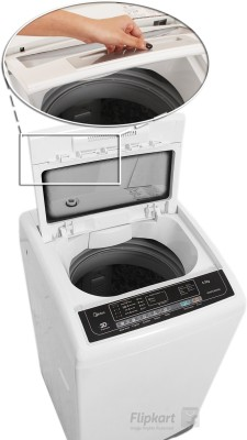 midea 6 2 kg fully automatic top load washing machine