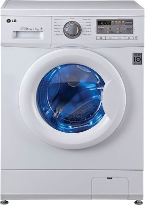 LG 7.5 Kg F10B8EDP2 Fully Automatic Front Load Washing Machine