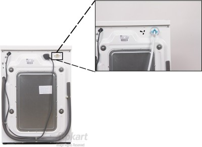 IFB 6.5 kg Fully Automatic Front Load Washing Machine (Senorita Plus VX)