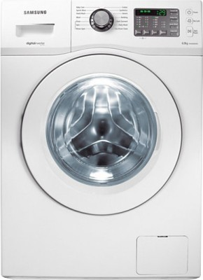 SAMSUNG Samsung WF600B0BHWQ 6 Kg Fully-Automatic Washing Machine