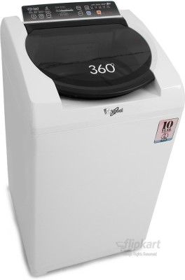 Whirlpool Bloom Wash 8013H 8 kg Fully Automatic Top Loading Washing Machine