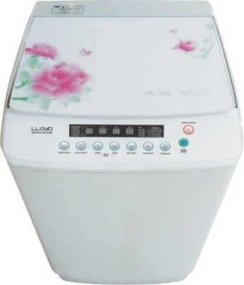 Lloyd 8 kg Fully Automatic Top Load Washing Machine (LWDD80UV)