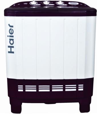 Haier 6.5 kg Semi Automatic Top Load Washing Machine (XPB 65-113S)